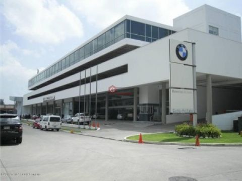 local u oficina bmw center costa del este 187 m2