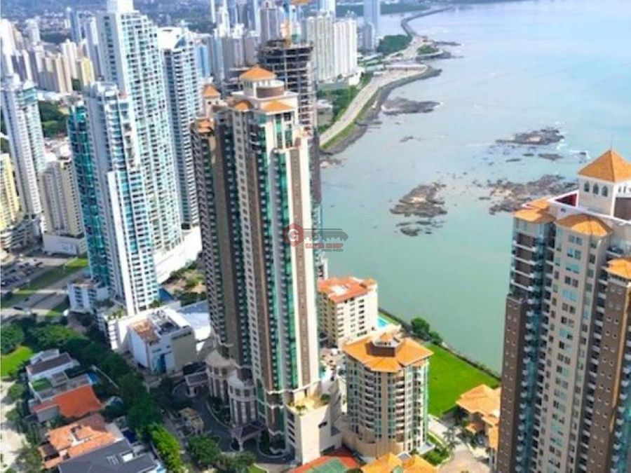 ph aqualina punta pacifica 3 habitaciones vista al mar 290 m2