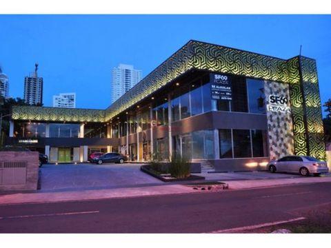 local comercial con terraza san francisco plaza 69 220 m2