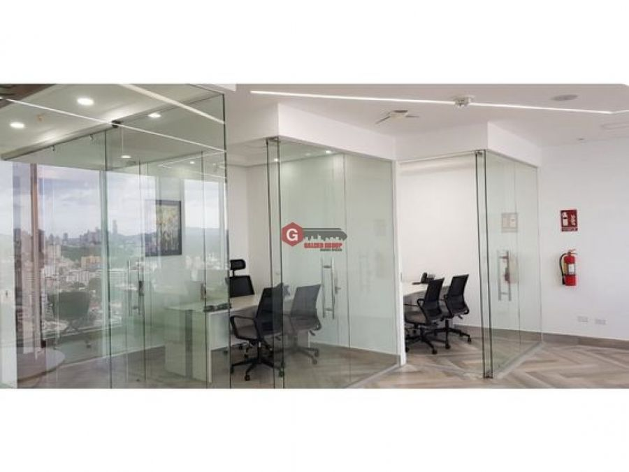 oficina torre interplus av balboa104m2