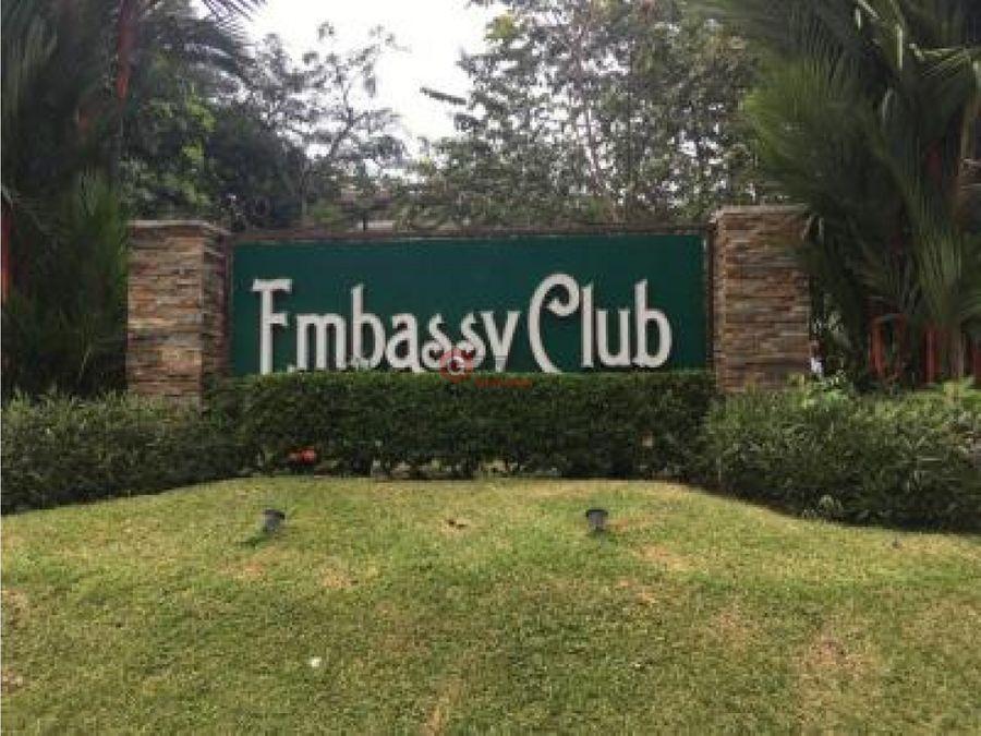 clayton ph embassy club linea blanca 2 habitaciones 147m2