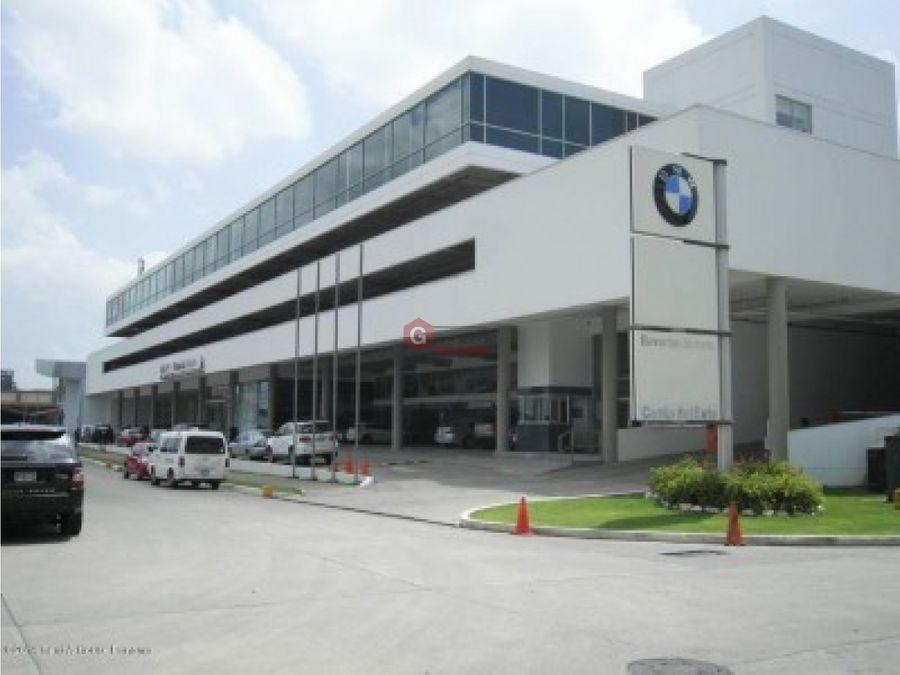 local u oficina bmw center costa del este 187 m2