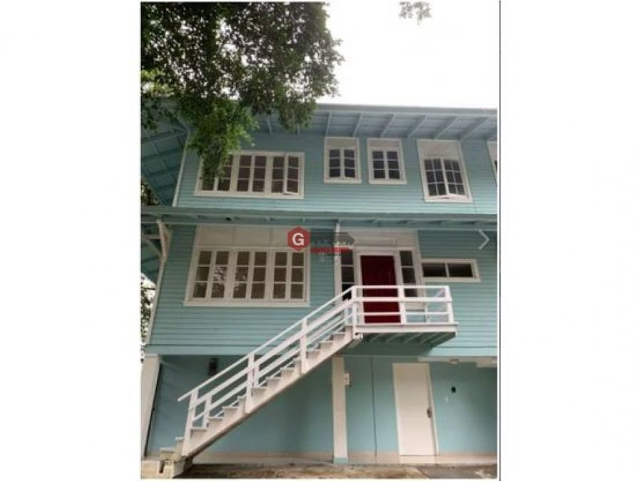 casa mas apartamento ancon 567m2 de terreno