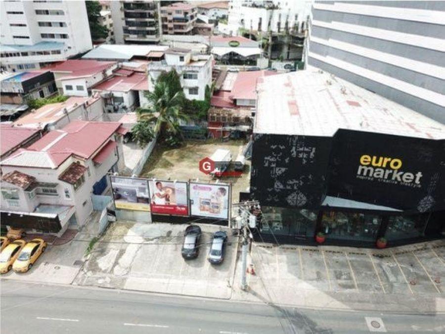 calle 50 local comercial ideal para muebleria 1800m2
