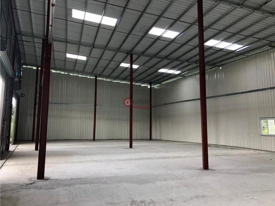 galera parque industrial mananitas 500m2