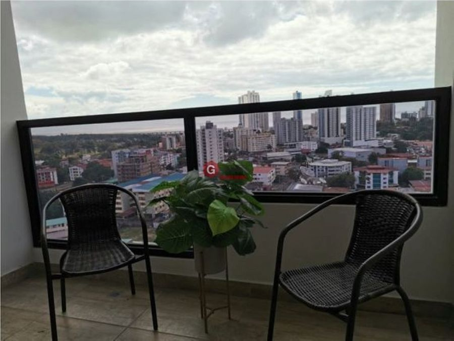ph canvas tower parque lefevre 2 recamaras amoblado 84 m2