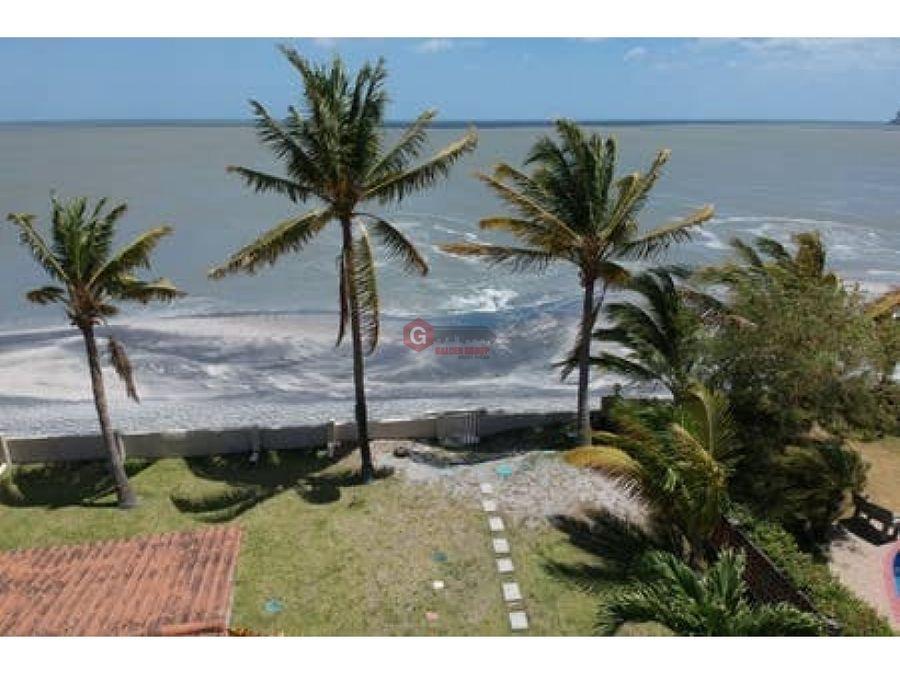 playa malibu propiedad frente al mar 1000m2 amoblada