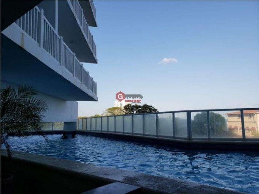 apartamento frente a la playa ph corona amoblado