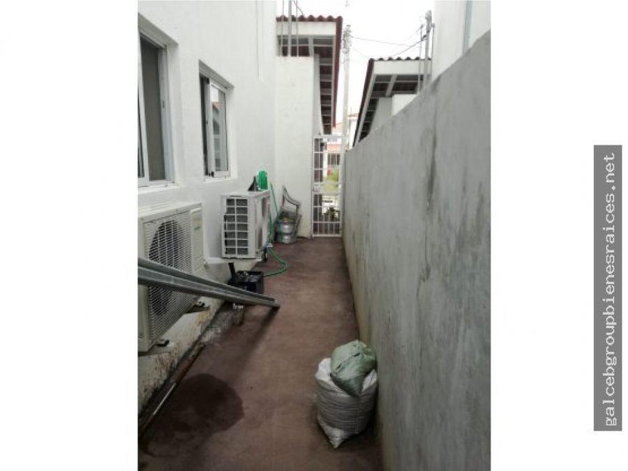 ganga casa costa verde versalles oeste 2 pisos