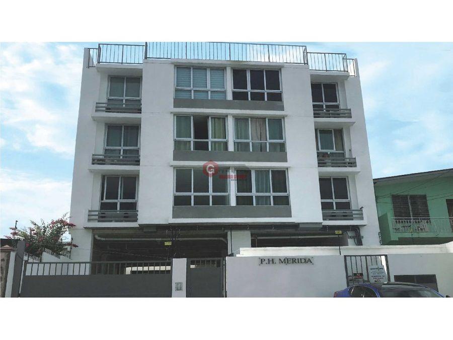 ph merida parque lefevre 2 habitaciones nuevo 75 m2