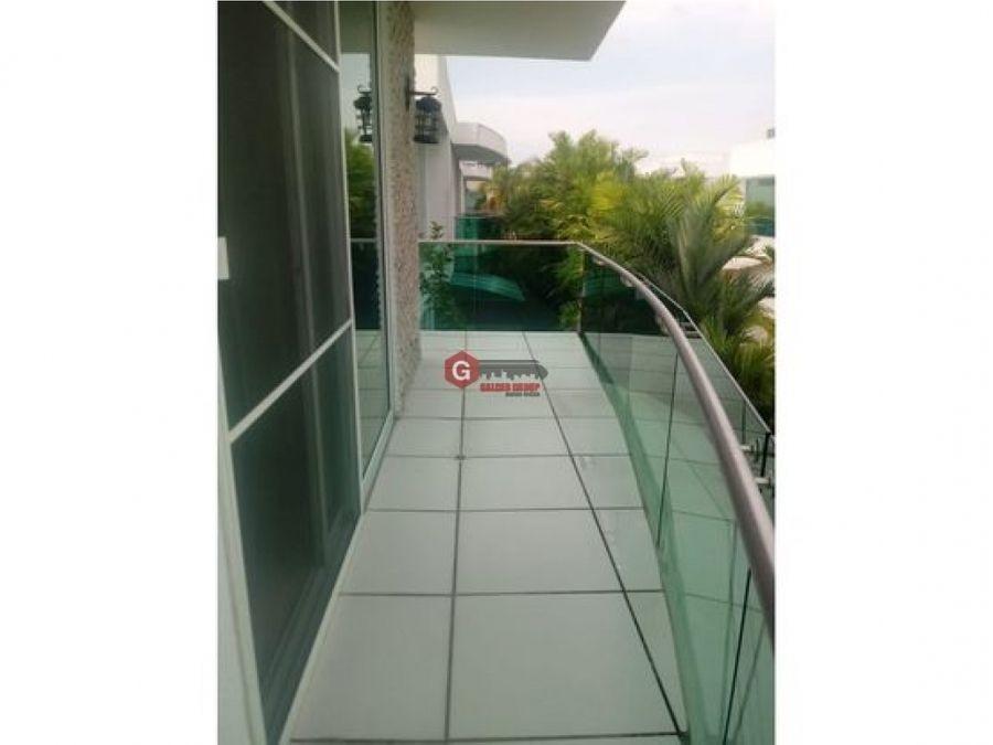 preciosa casa ph costa esmeralda costa sur 3 recamaras 370 m2