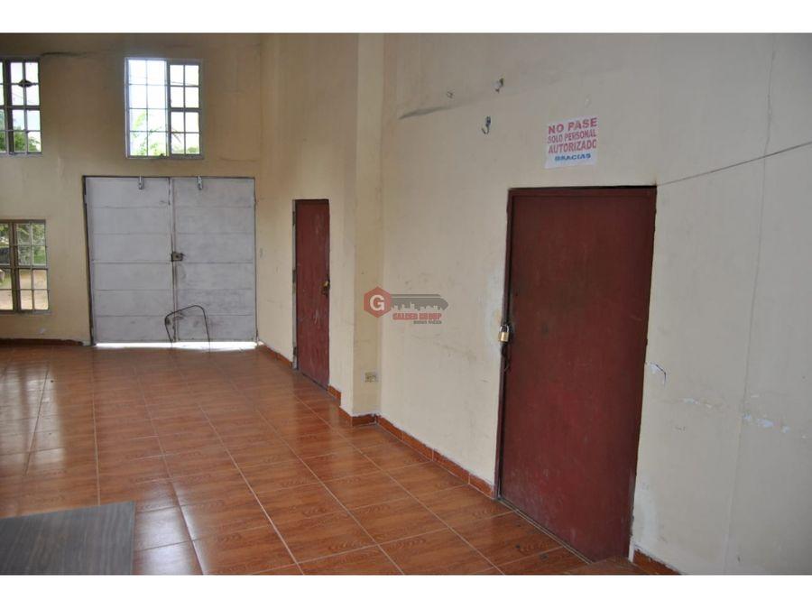 penonome 410 m2 const 4 rec sala de eventos