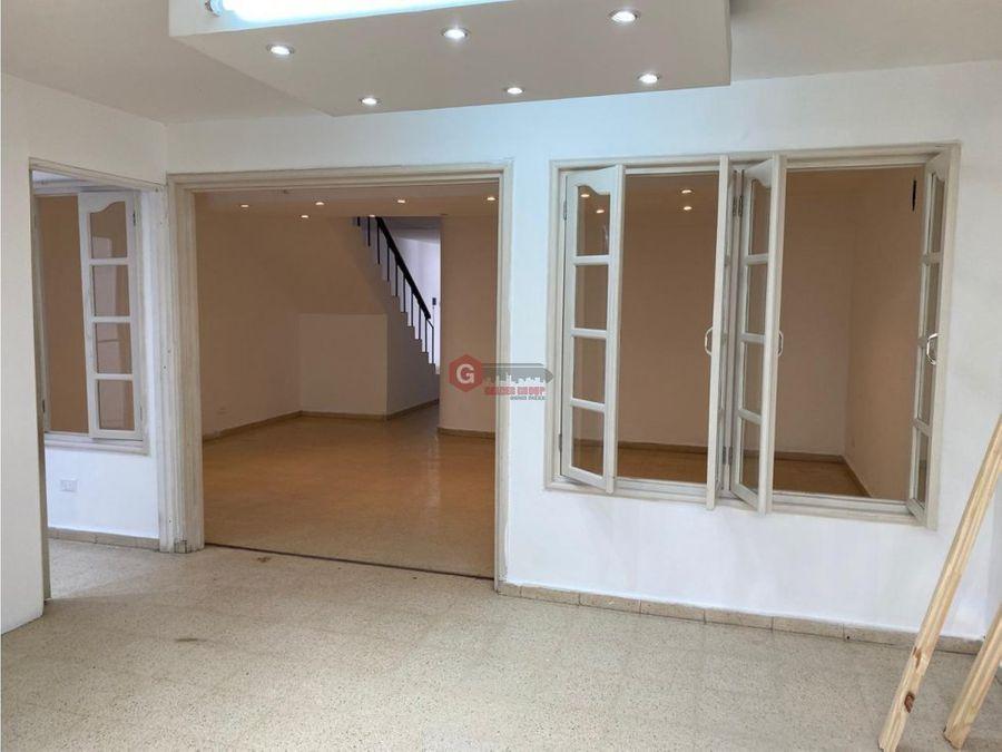 casa comercial o residencial san francisco negociable 450 m2