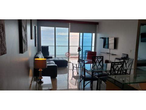ph destiny avenida balboa vista al mar amoblado 2 hab 125 m2