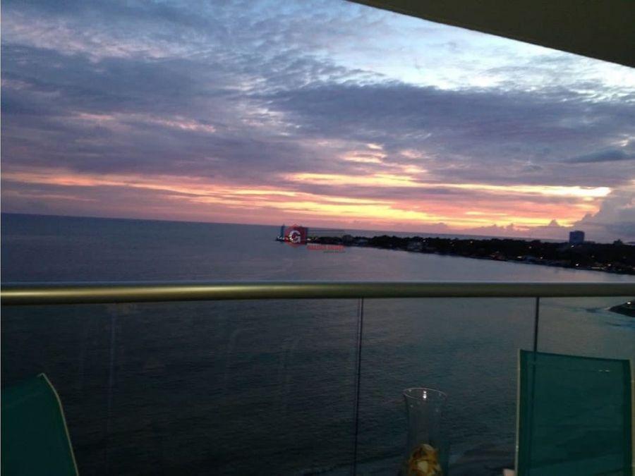 ph bahia nueva gorgona 143 m2 2 rec vista al mar