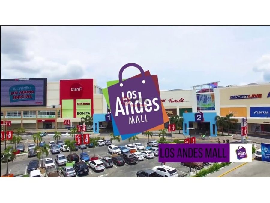 gran local comercial en los andes mall 34063m2