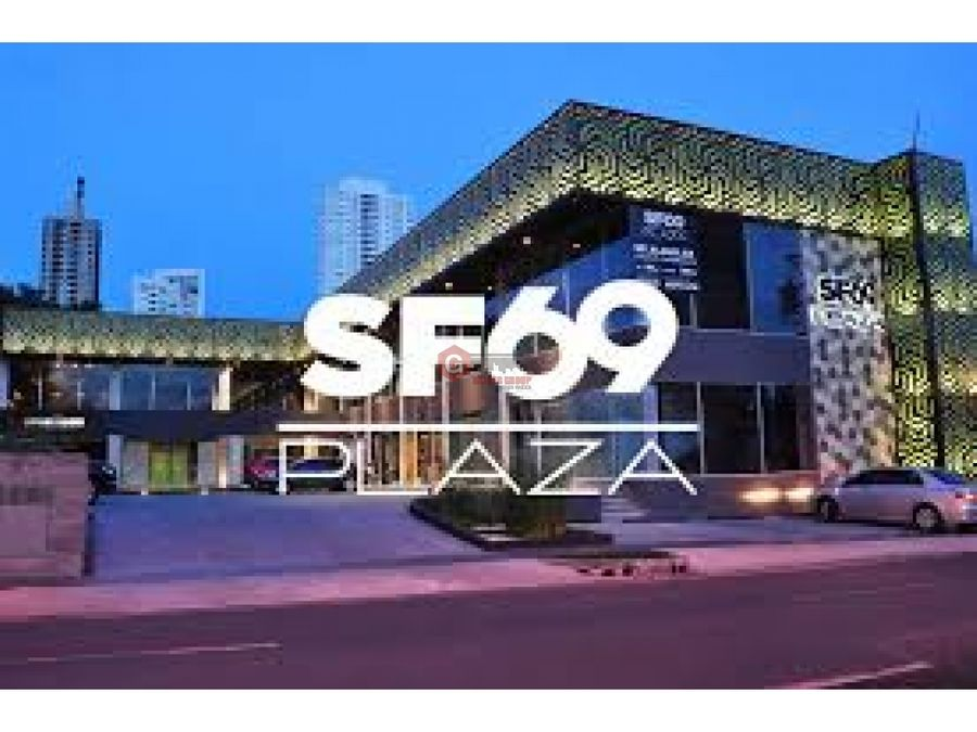plaza comercial san francisco corner 68