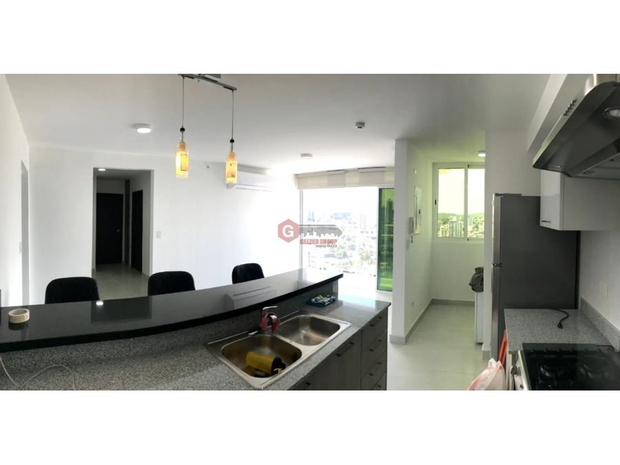 ph metropolitan park carrasquilla 2 recamaras linea b 81 m2
