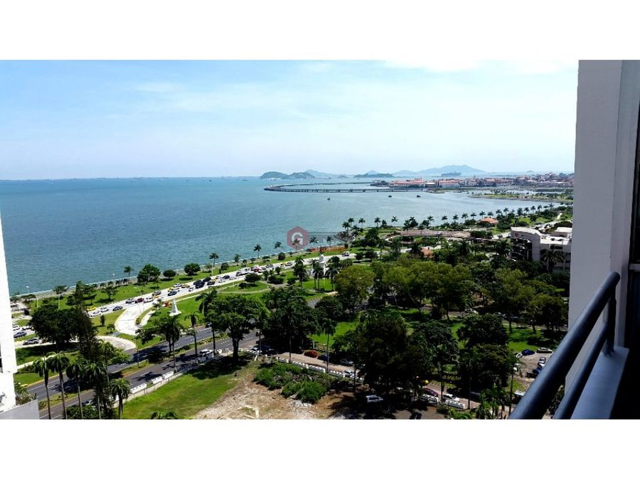 ph south beach cinta costera 2 hab 2 bans 110m2 amoblado
