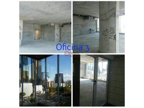 oficinas ph nova tower obarrio desde 137m2