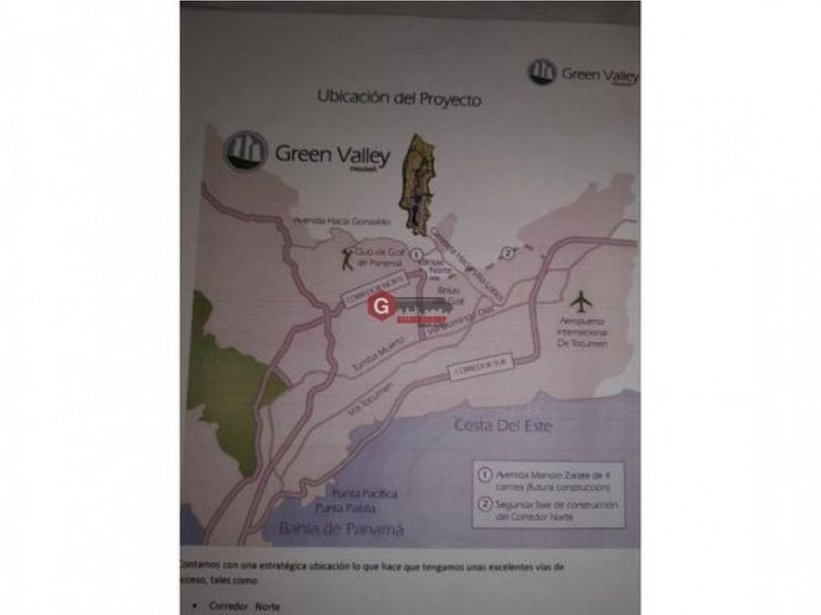 lote en green valley 400mts 98000 venta