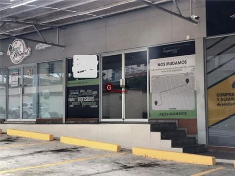 local comercial san francisco calle 65 este via porras 65 m2