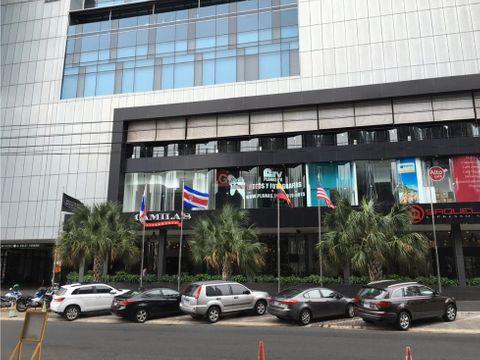 oficina obarrio sortis business tower nivel mezzanine 60 m2