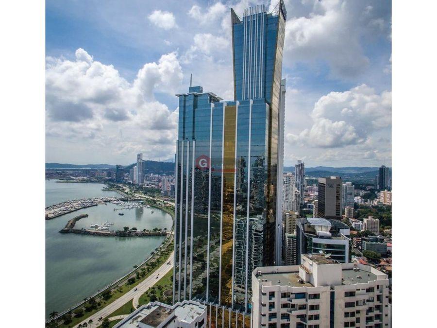 oficina torre bicsa financial center avenida balboa 140 m2