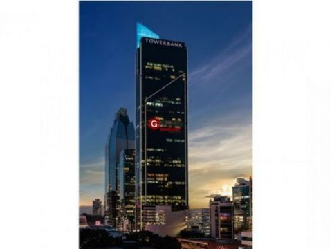tower bank area bancaria vista al mar amoblada