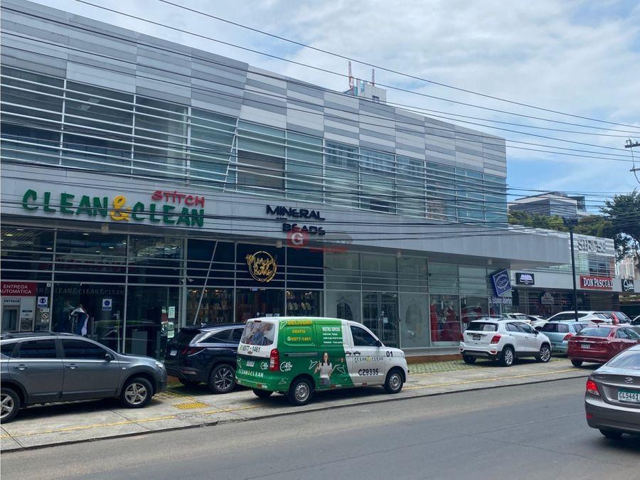 local comercial obarrio strip 84 230m2