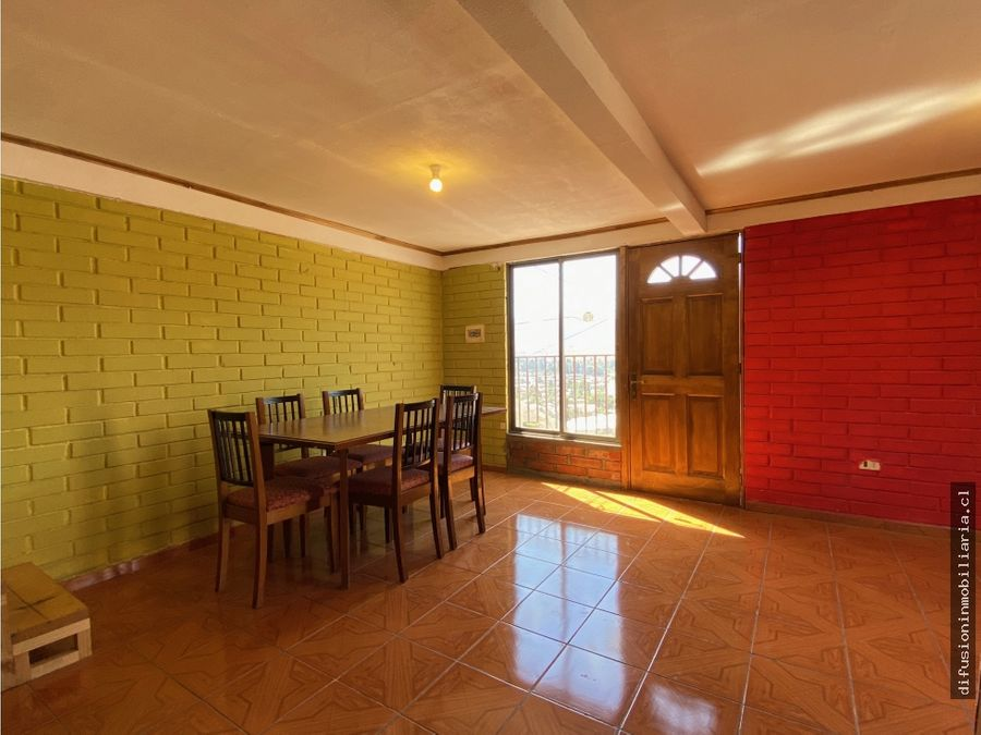 casa 6 dormitorios 2 banos insuperable vista villa choapa illapel