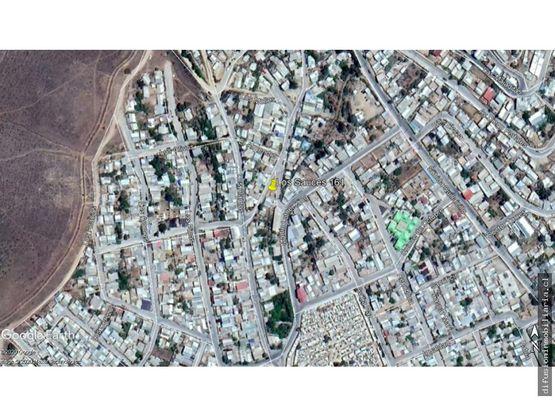vendo sitio plano con casa en sector urbano en illapel