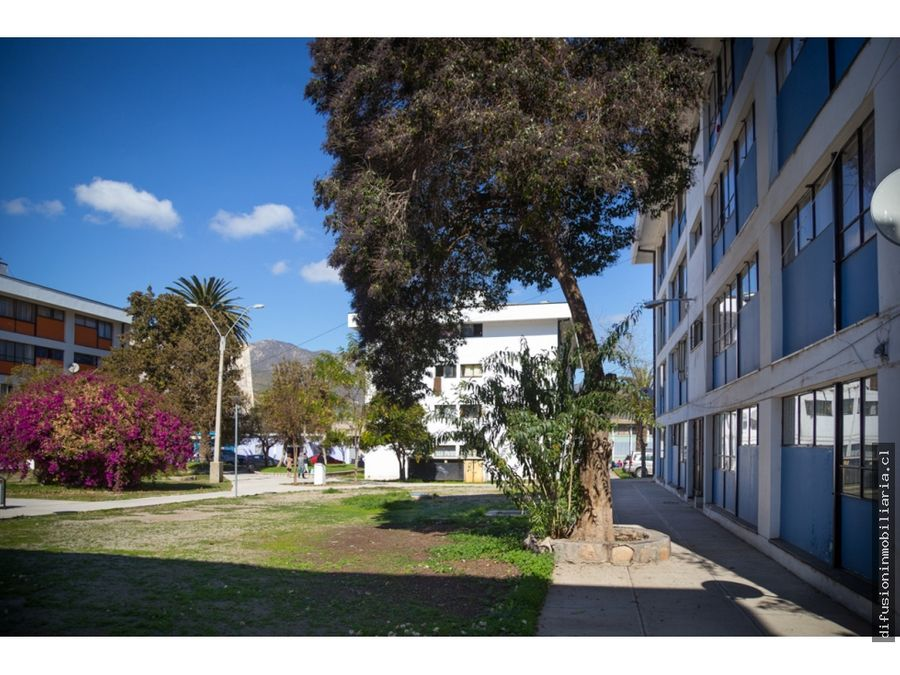 illapel centro departamento 3 dormitorios 100 remodelado
