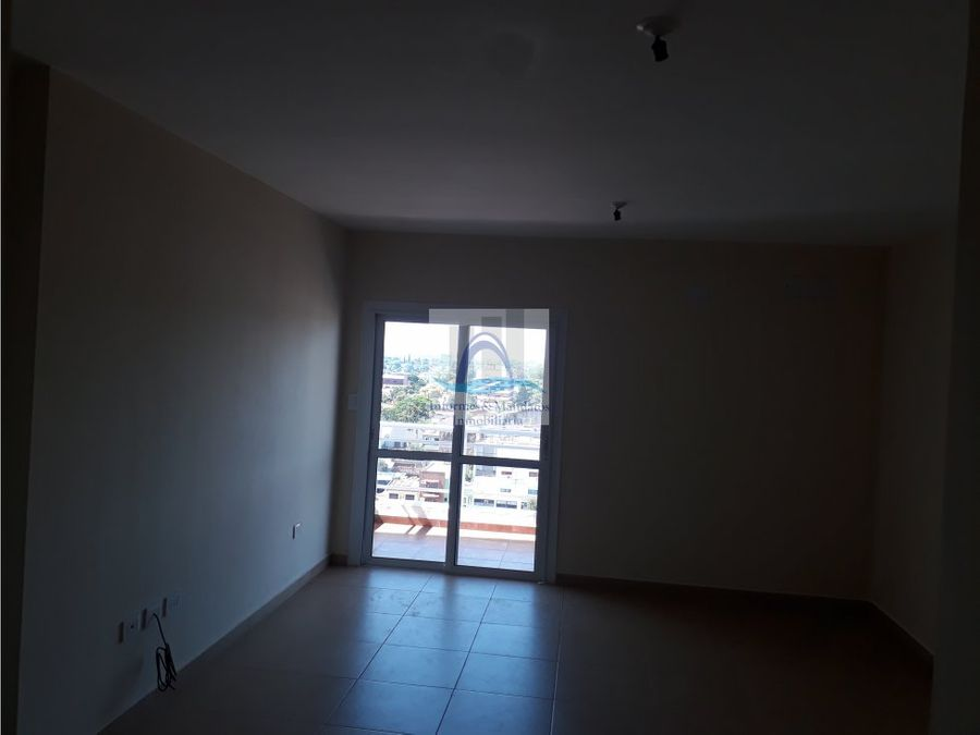 departamento dos dormitorios con cochera