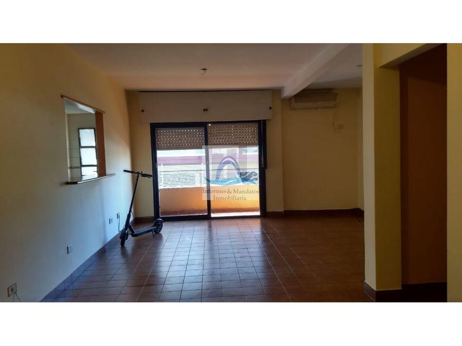 vendo departamento 2 dormitorios micro centro posadas
