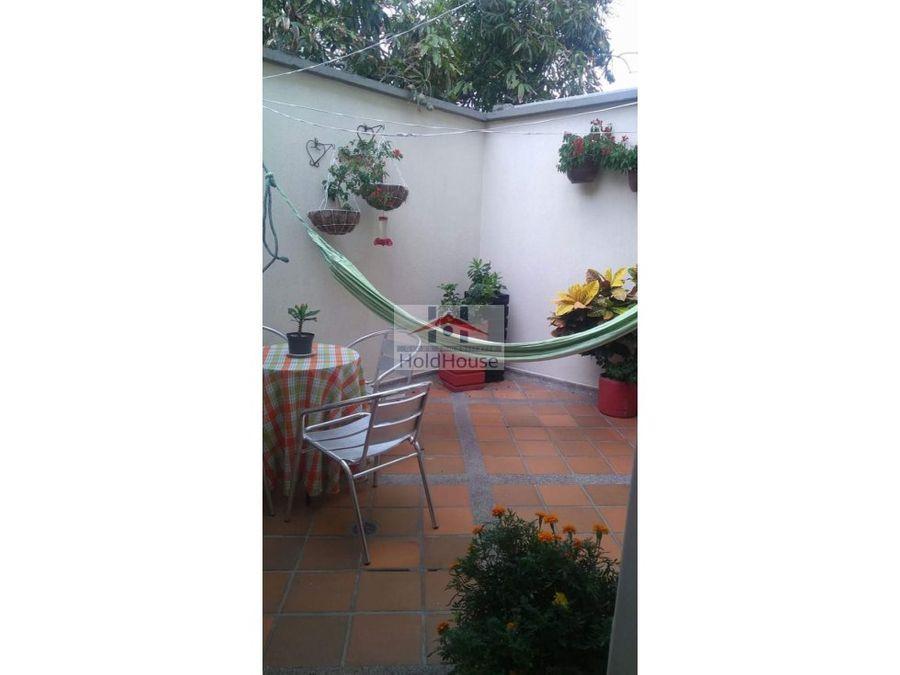 vendo casa conjunto ciudad jardin