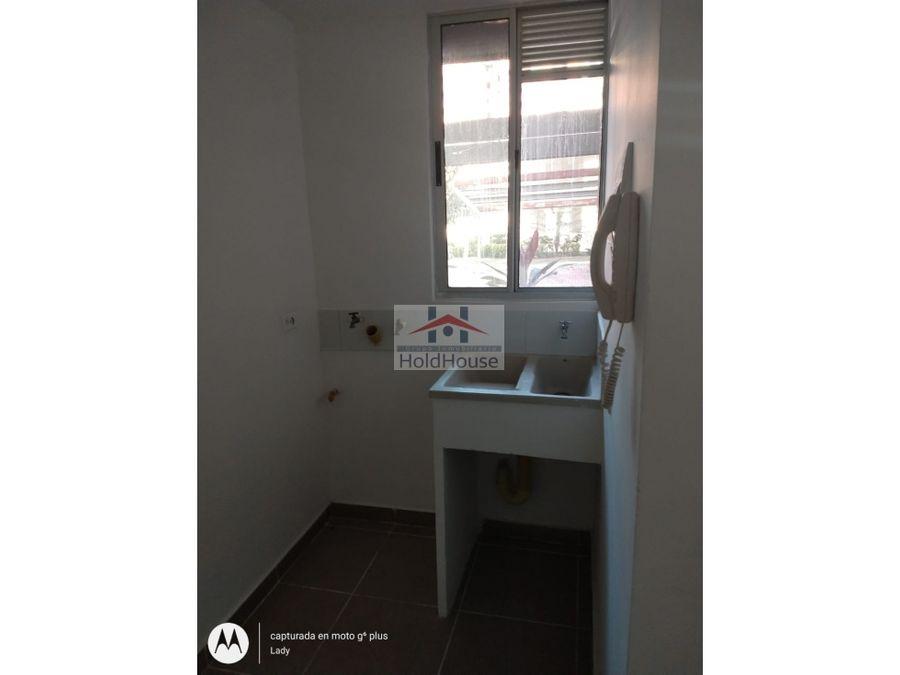 apartamento en arriendo villa campestre primer piso