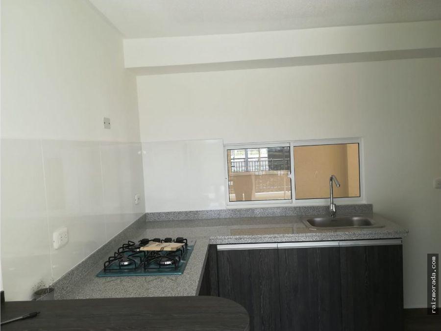 alquiler apartamento en conjunto llanos de calibio