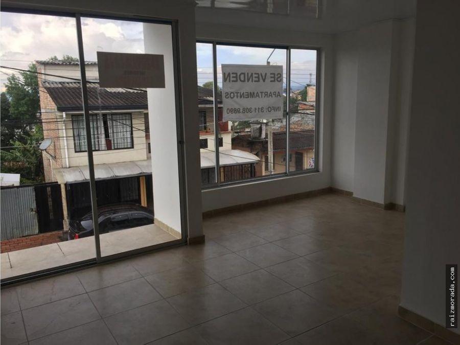 se vende apto en bellavista 1er piso