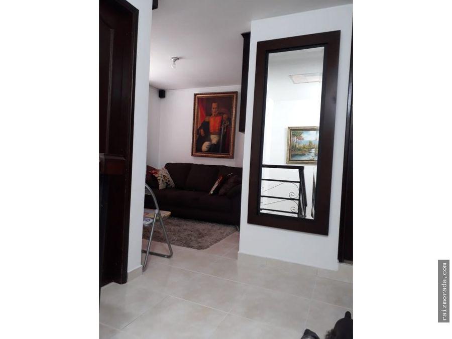 vendo casa conjunto residencial cataluna