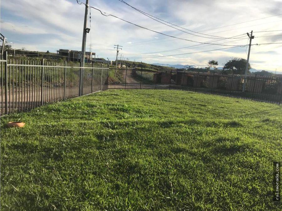 alquiler casa campestre ciudad verde
