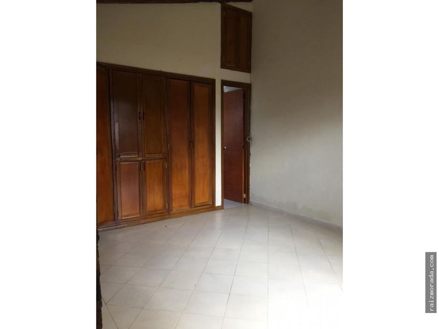 vendo casa unidad residencial santa ana