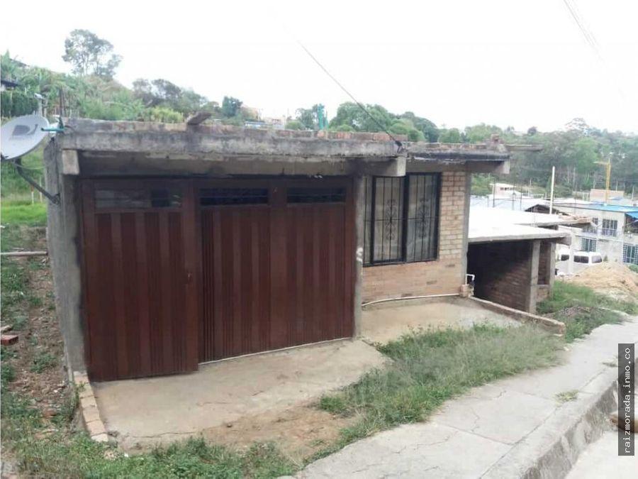vendo casa en arpecauca