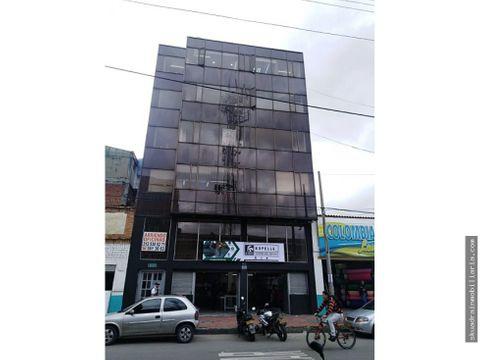 vendo edificio barrio restrepo