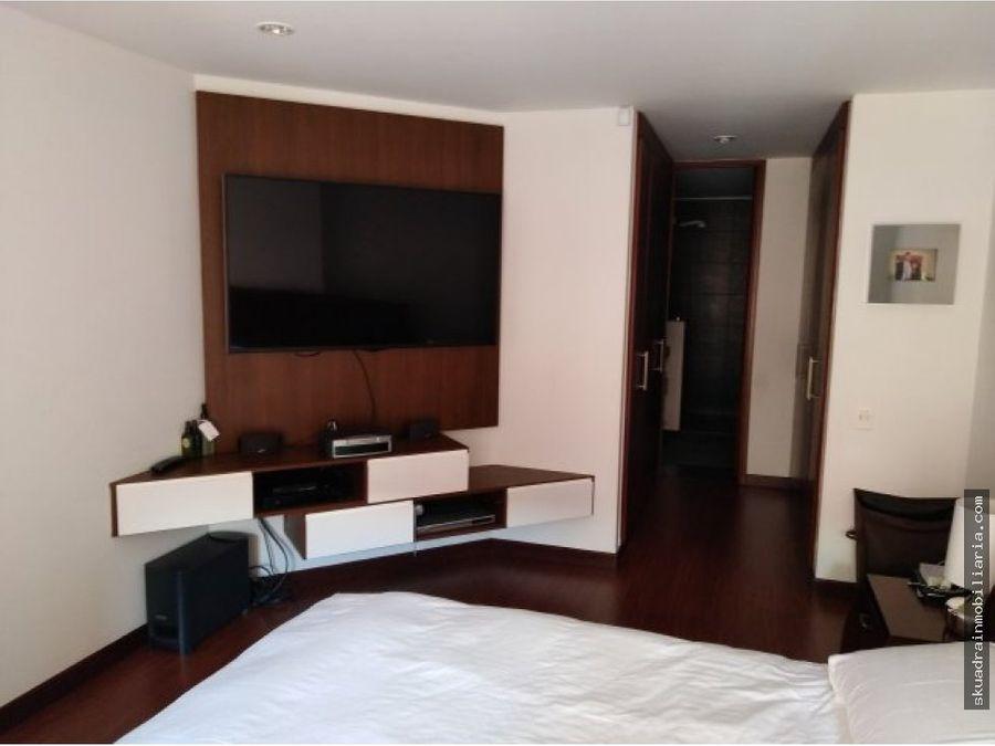 apartamento en bella suiza