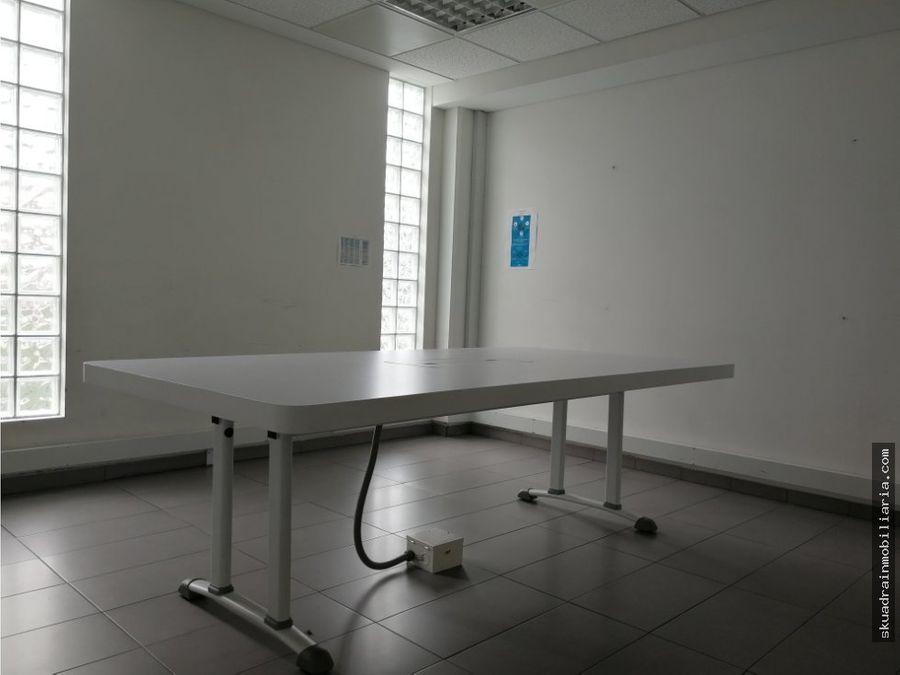 oficina en arriendo virrey
