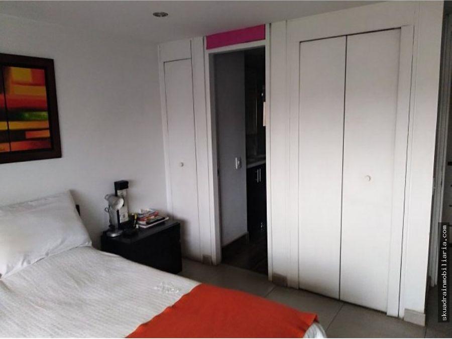 vendo apartamento remodelado en niza ix