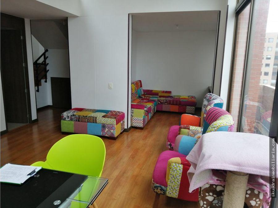 apartamento en venta en mazuren bogota
