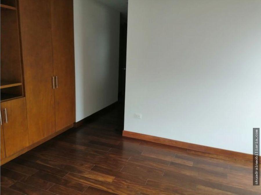 arriendo apartamento en el virrey