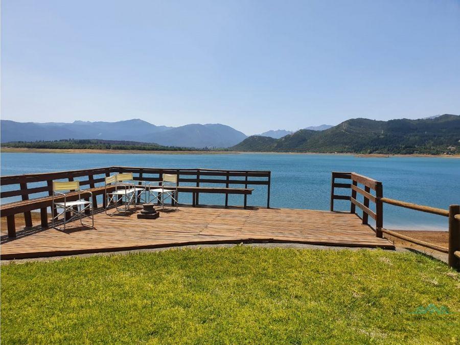 casa lago colbun sector la patagua
